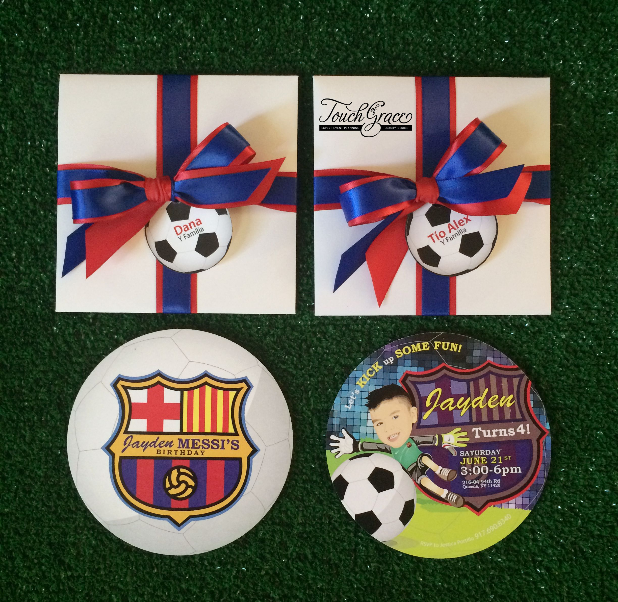 7dec09af4aa Barcelona birthday party. Soccer Party. Lionel Messi's Lover | Kid's ...