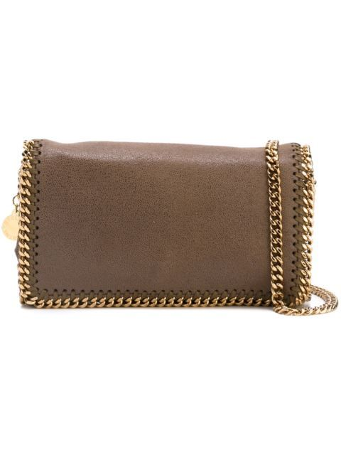 STELLA MCCARTNEY 'Falabella' Crossbody Bag. #stellamccartney #bags #shoulder bags #lining #polyester #crossbody #