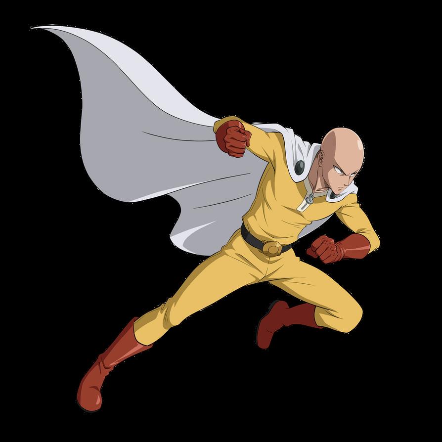Saitama Render The Strongest Man By Maxiuchiha22 On Deviantart One Punch Man Anime One Punch Man Manga Saitama One Punch Man