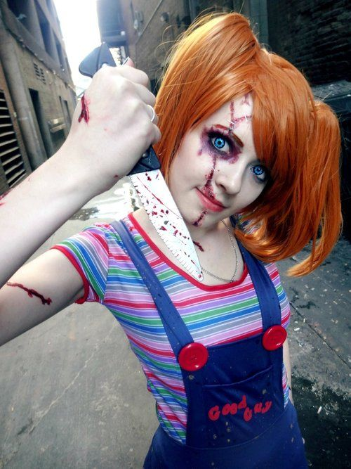 Childs Play Crossplay by Puppetfall
