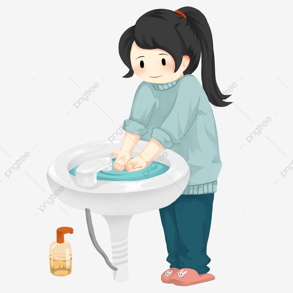Pin Di Cuci Tangan