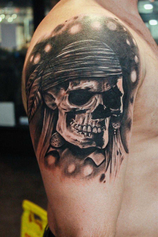 Фото пиратских татуировок