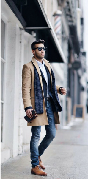 8 Key Basic Layering Pieces Every Man Should Own