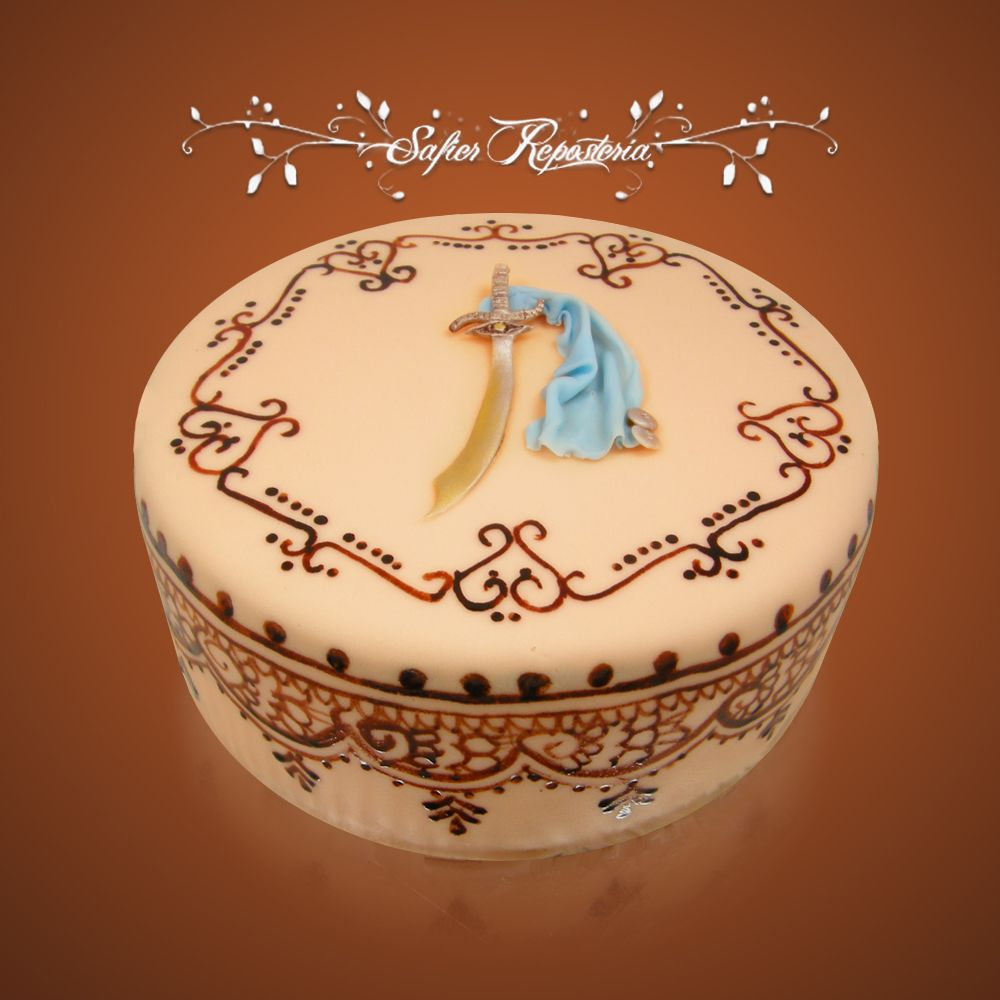 how to make a dance cake