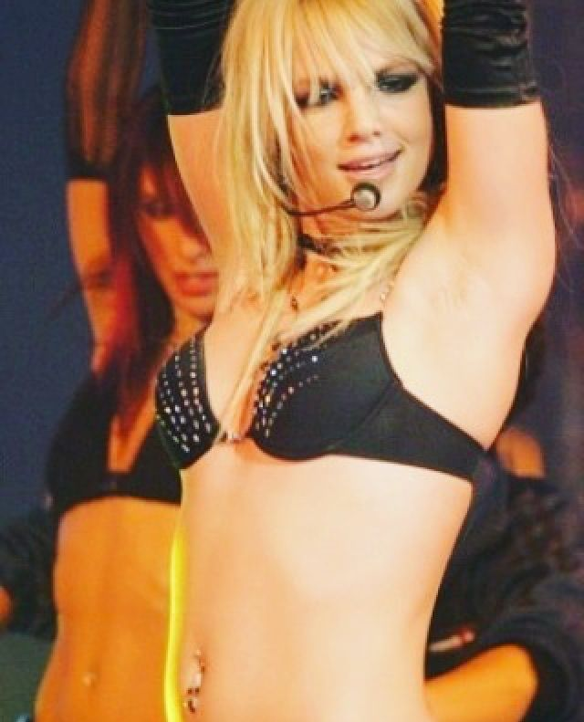 britney spears best live performance