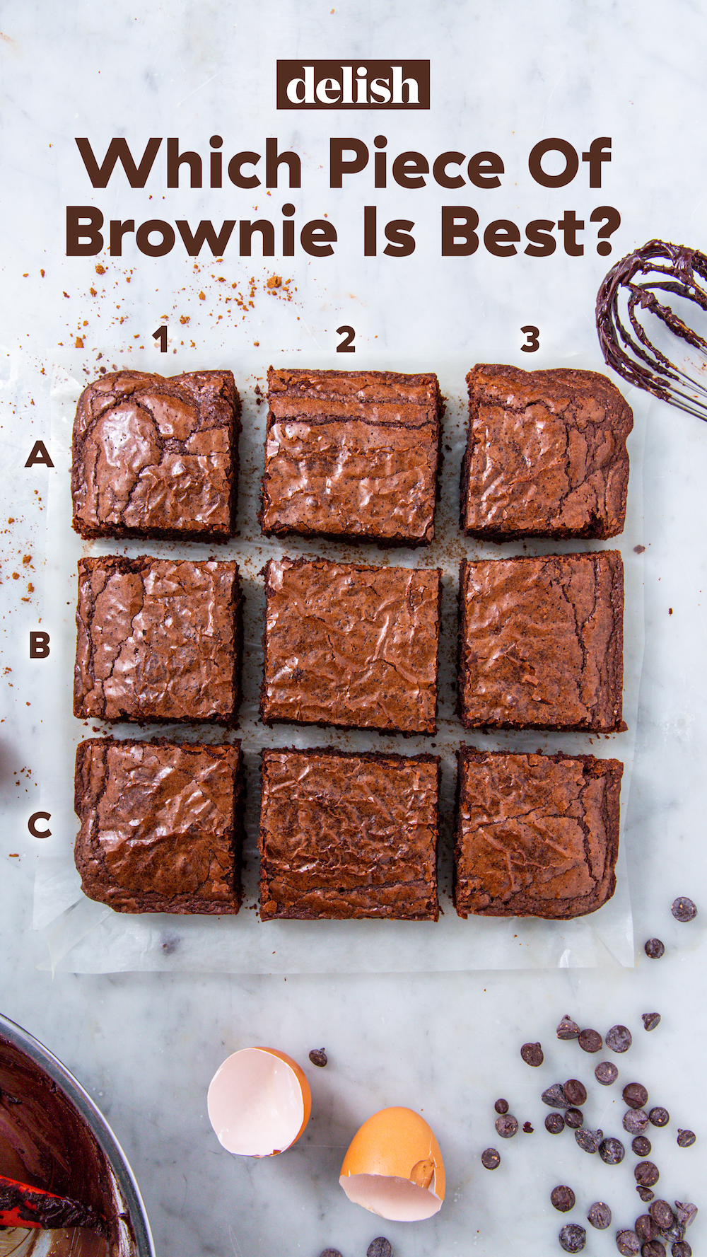 The Quest To Make The World S Most Perfect Brownies Cookies Recipes Chocolate Chip Food Dessert Recipes