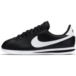 Photo of Nike Cortez Basic Shoe – Black Nike