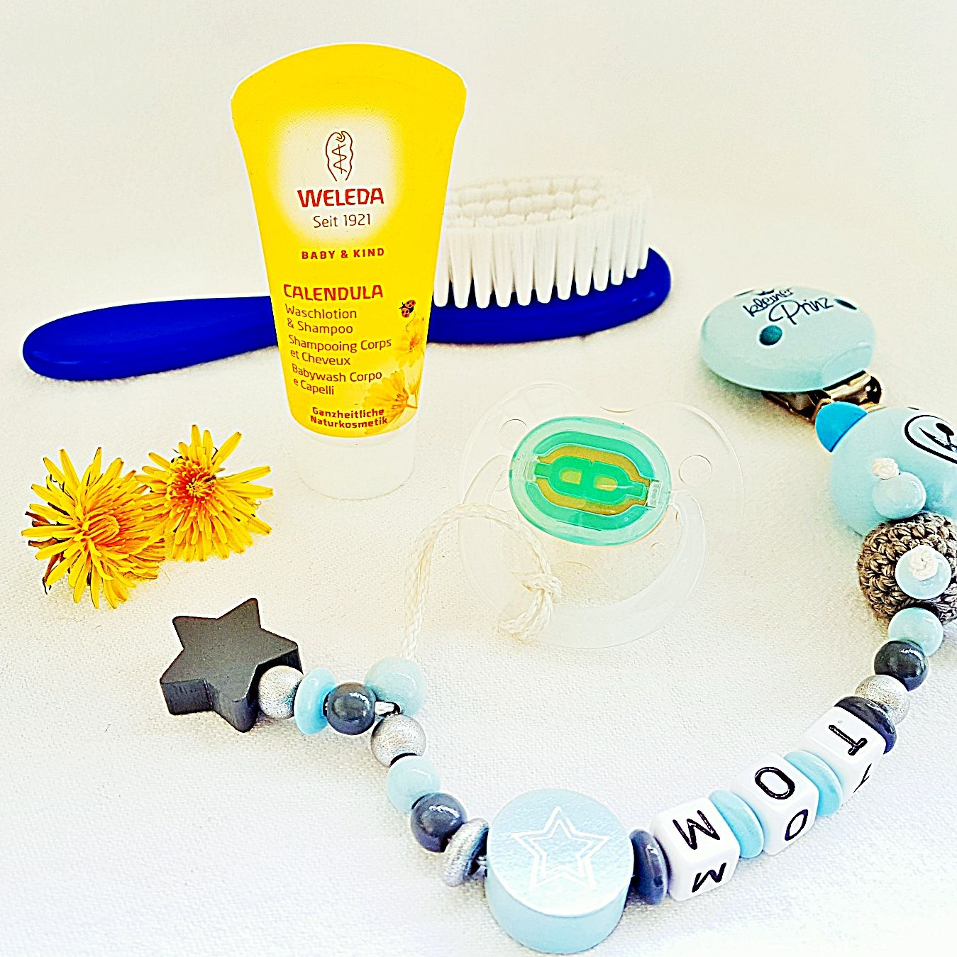 Calendula Waschlotion & Shampoo Erfahrung