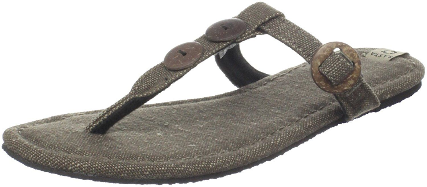 Sanuk Women's Rasta Nectar Thong Sandal -- Quickly view this special  product, click the image : Sanuk sandals