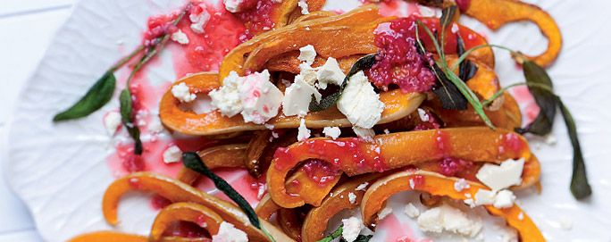 Butternut, Sage & Feta Salad | Vegetarian | Recipes | Woolworths.co.za | Food, Home, Clothing & General Merchandise available online!