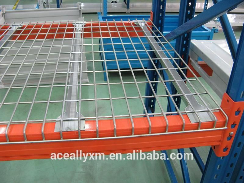 Pallet Racking Galvanized Wire Mesh Decking for Sale | alibaba ...