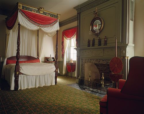 Parlor From The James Duncan Jr House Haverhill