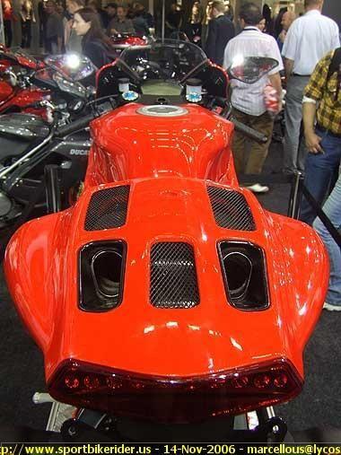 New Ducati 1098