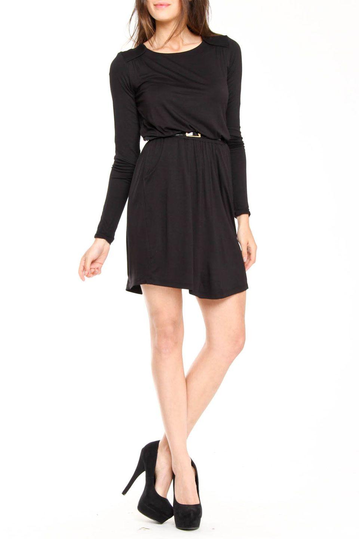 Versatile black dress my style pinterest black fashion