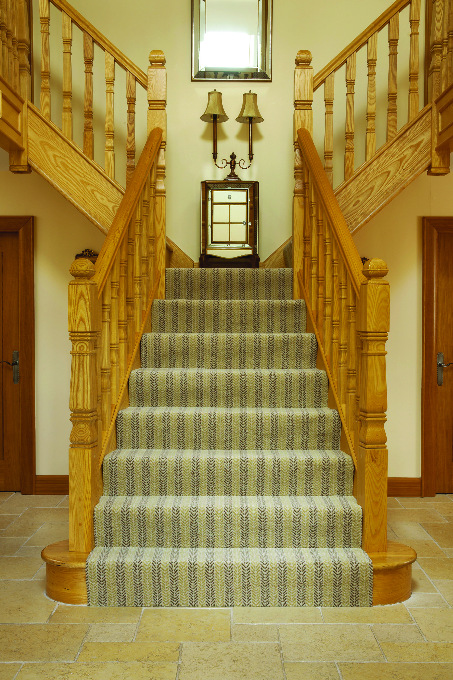 Give Your Staircase A Makeover With A Beautiful Tapi Carpet. Shop Our  Latest Trends.