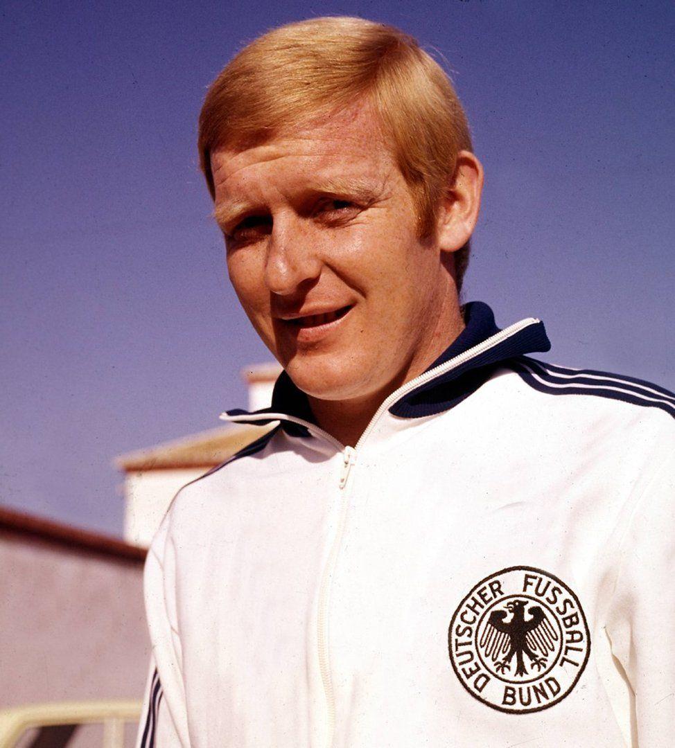 Karl Heinz Schnellinger Spielte von 1958 bis 1963 in Köln