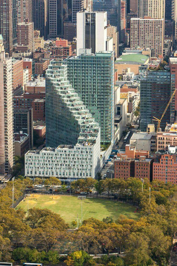Mercedes House in New York City, so stunning. | NYC | Pinterest