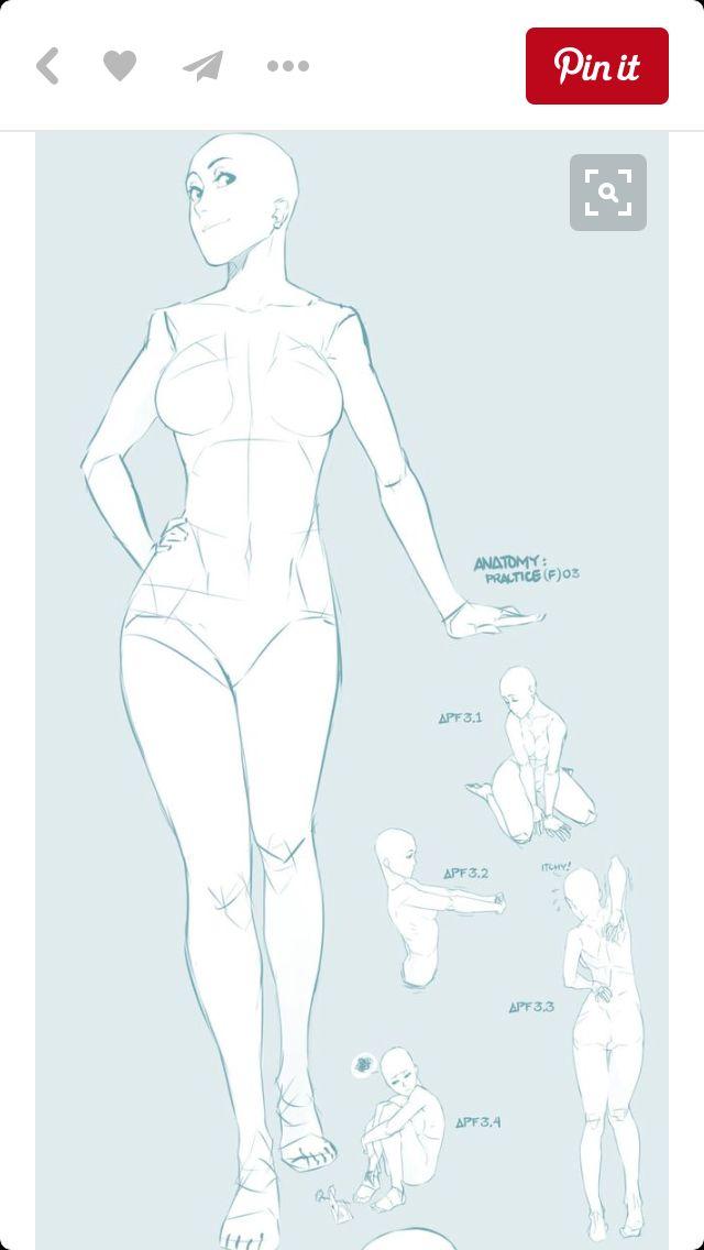 Pin by Mrs superheroine on anatomia | Pinterest | Pose, Anatomy and ...