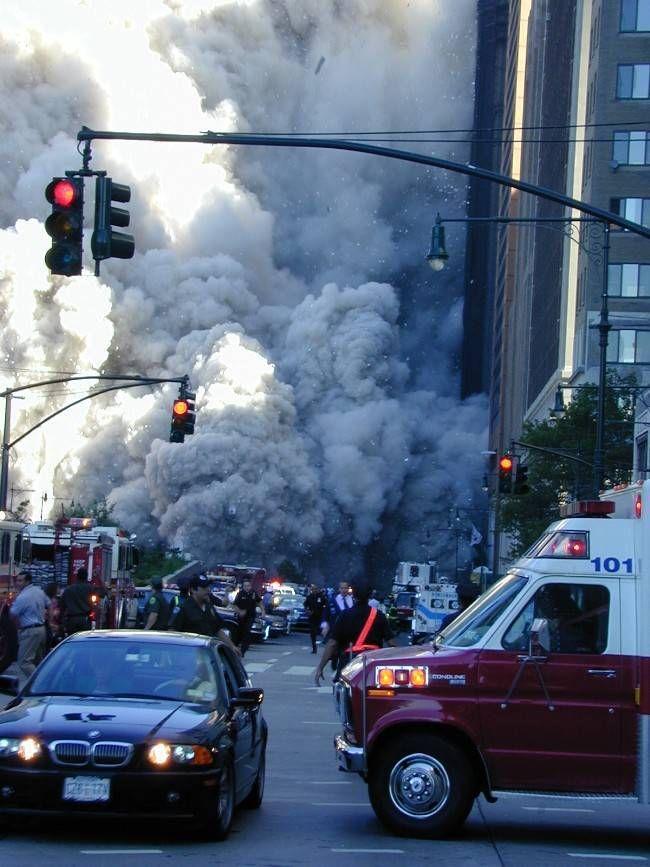 Impactantes Fotografías Secretas del 11 de Septiembre