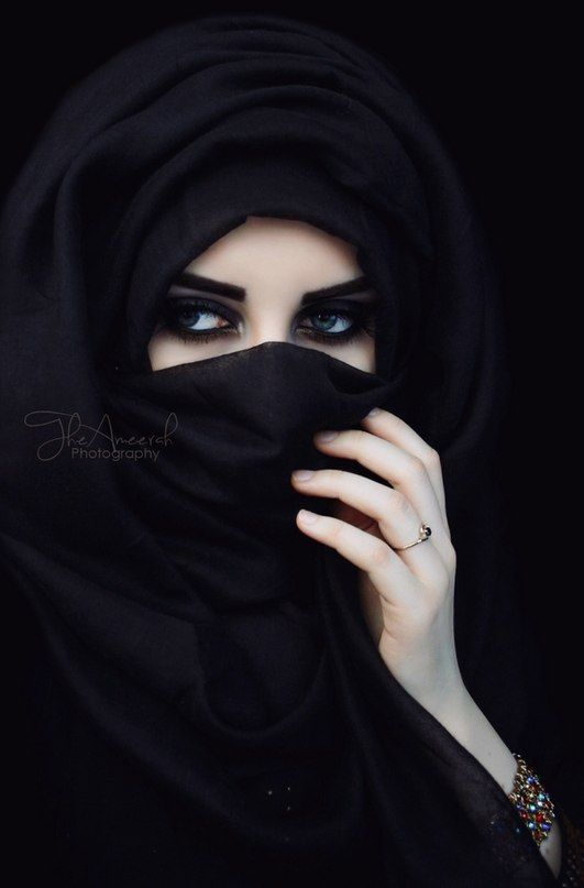 Arab Beauty 3 Niqab Eyes Arab Beauty