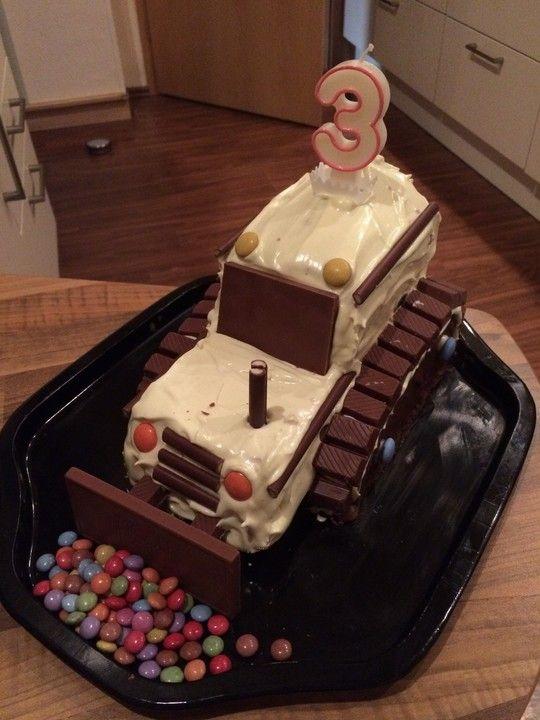 Pin Von Danny Auf Kuchen Kuchen Kuchen Kindergeburtstag Bagger