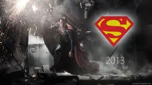 two words: Superman......2013