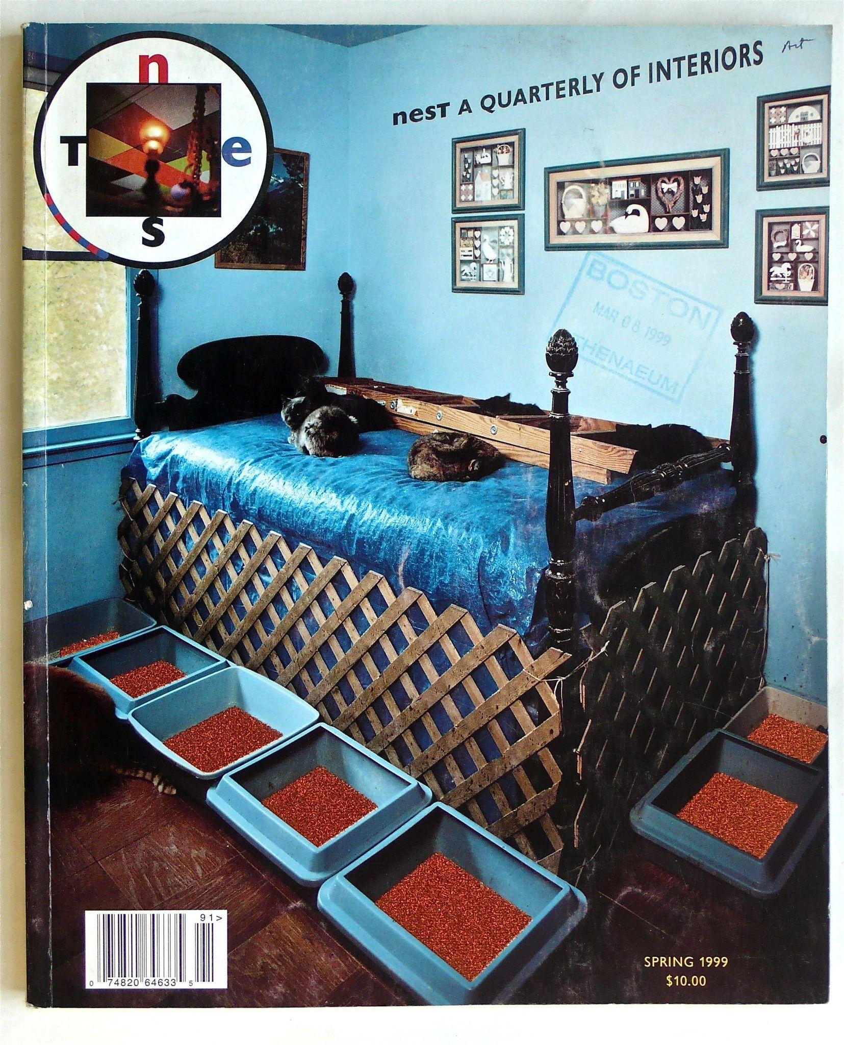 Nest Magazine #4 Spring 1999 | Interior, Interior design ...
