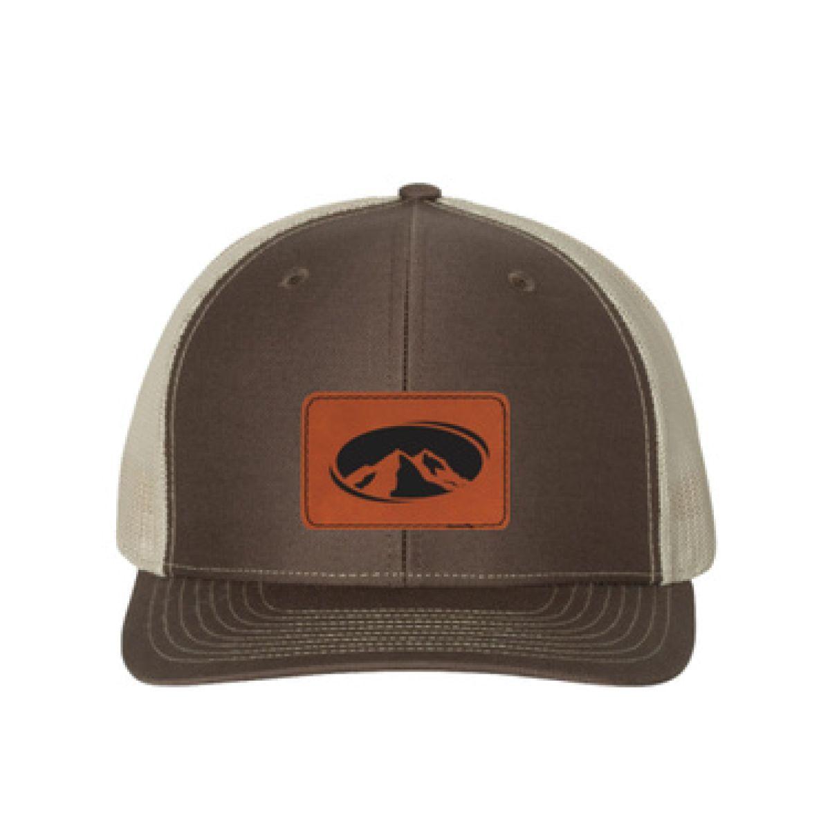 Custom logo mesh caps in 2020 richardson hats trucker