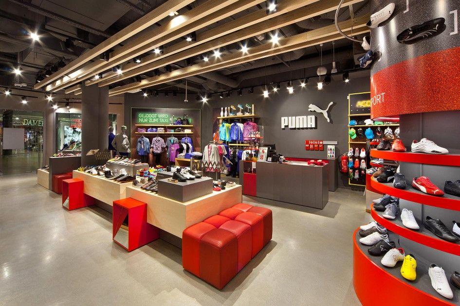 PUMA stores | plajer \u0026 franz studio