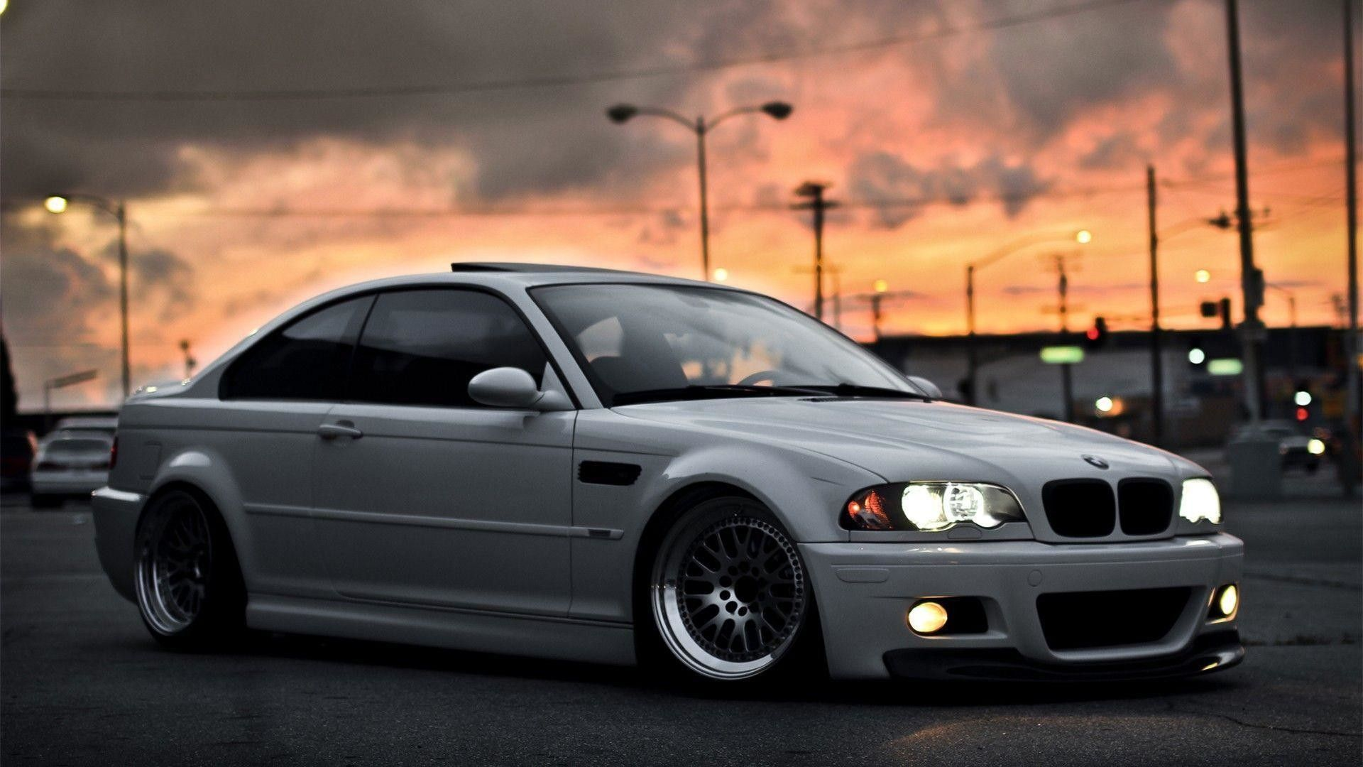 1920x1080 Bmw M3 E46 Stanced Wallpaper Wide Taborat Com With