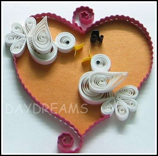 This is really  simple card and did not take too much time  made for piyu   quill pill challenge pinterest quilli also rh