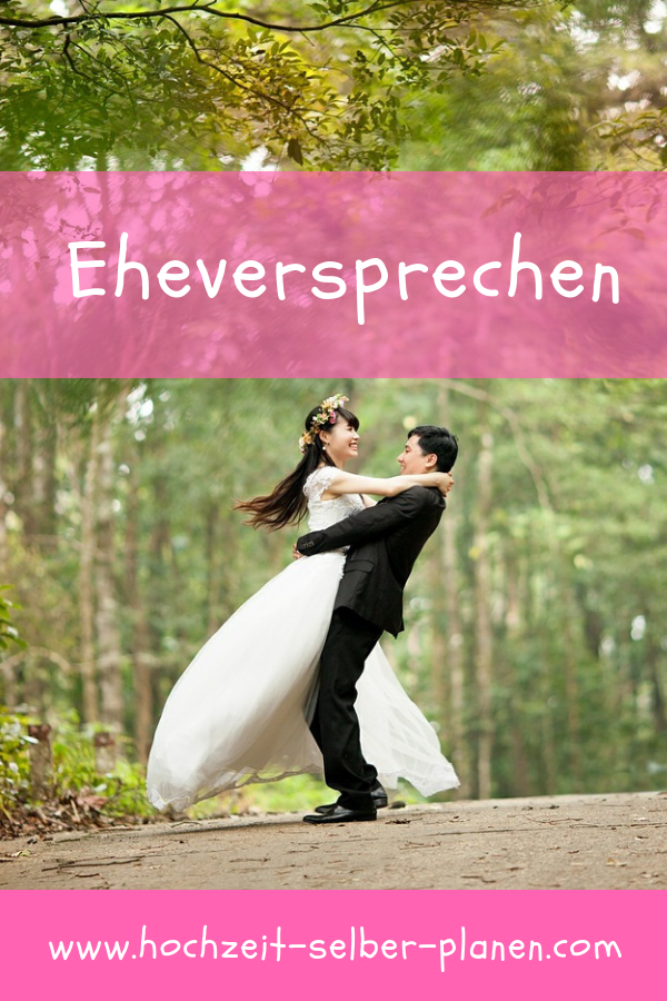 Folgende Details Sollten Sie Beim Eheversprechen Beachten Eheversprechen Hochzeit Ehe