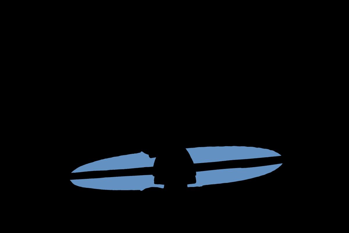 Logo Circle スヌーピー サーフィン スヌーピー イラスト