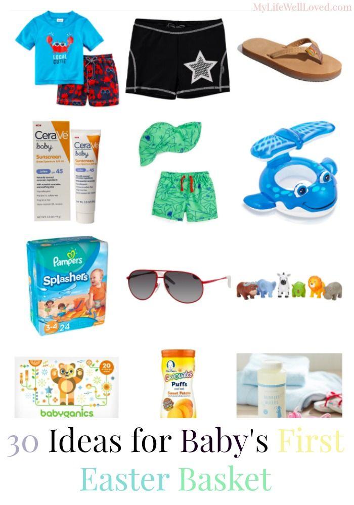 Easter basket ideas for 6 month old basket ideas easter baskets easter basket ideas for 6 month old negle Images