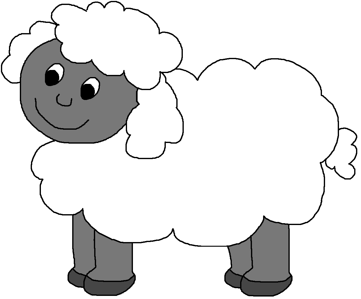 Lamb Clip Art Black And White Clipart Panda Free Clipart Images Clip Art Art Free Clip Art