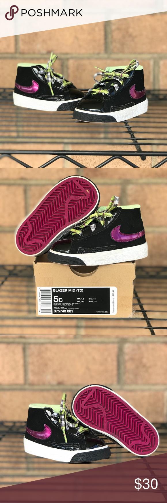Nike Blazer Mid Td Chaquetas Y Zapatos Zapatillas De Deporte Y Chaquetas Calzado De Nike 33dfd3
