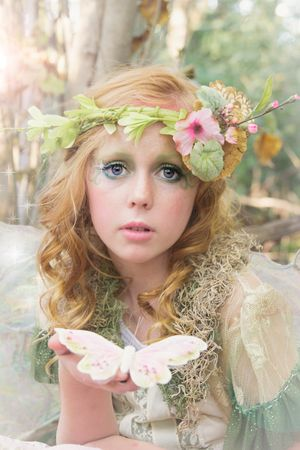 Forest Fairies | Photography: Hope Shots Photography