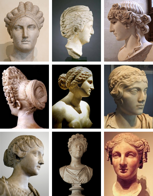 Allison Sommers Ancient Roman Art Ancient Rome Roman Hairstyles