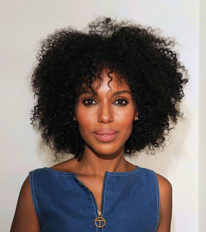 Kerry Washington Kanekalon Hairstyles Natural Hair Styles Hair Styles