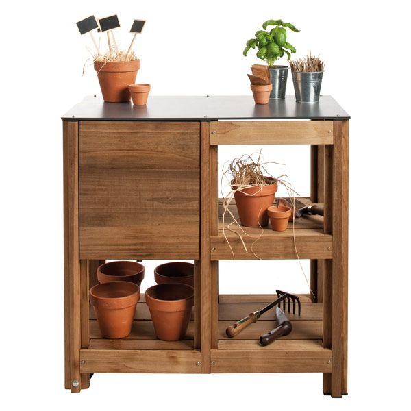 Table multi fonctions BYO en bois FSC - Maison Facile  wwwmaison - lasure pour bois exterieur