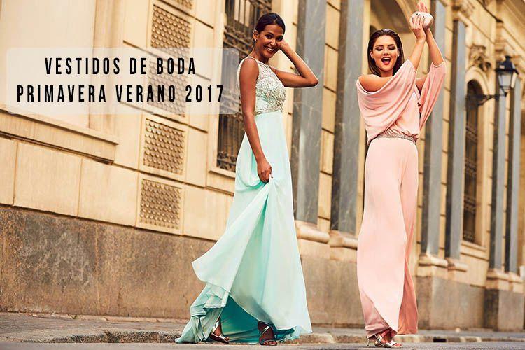 Vestidos Boda Invitada 2017 Vestidos Protagonismo