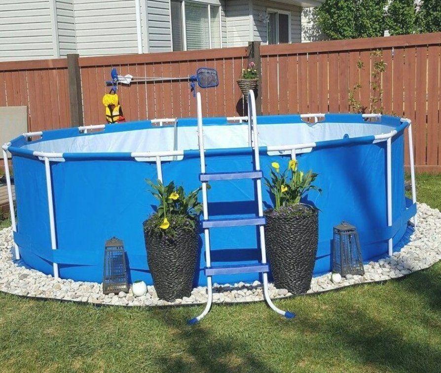 13 Genius Ways How to Make Backyard Above Ground Pool Ideas#backyard #genius #ground #ideas #pool #ways