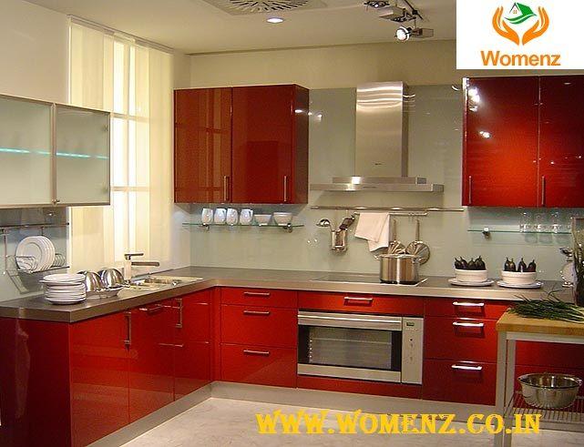 Modular #Kitchen #Designs #Hyderabad - Design your kitchen Trendy ...