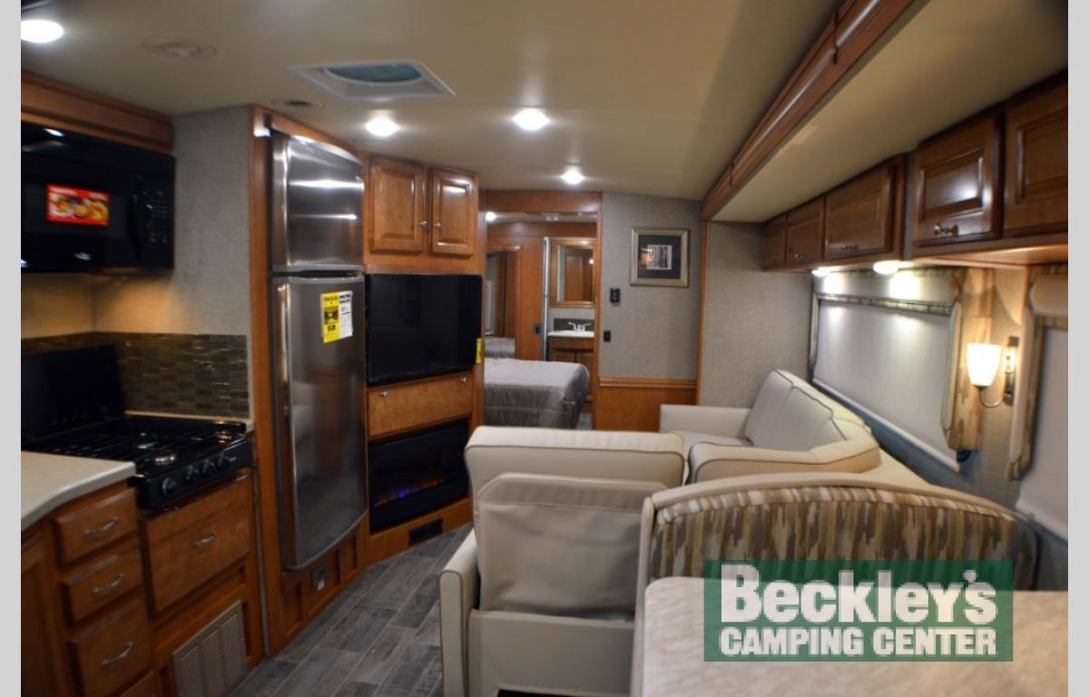 New 2019 Winnebago Adventurer 35f Motor Home Class A At Beckleys