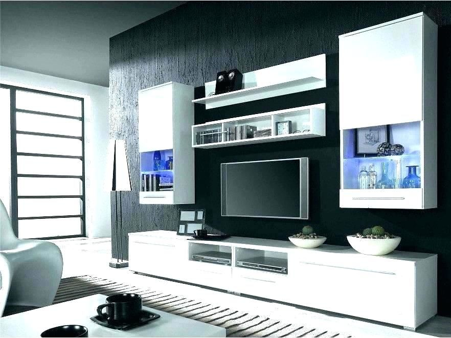 Modern Set Of Living Room Furniture Wall Tv Unit Jibees Net Entertainment Wall Units Built In Wall Units Bedroom Wall Units