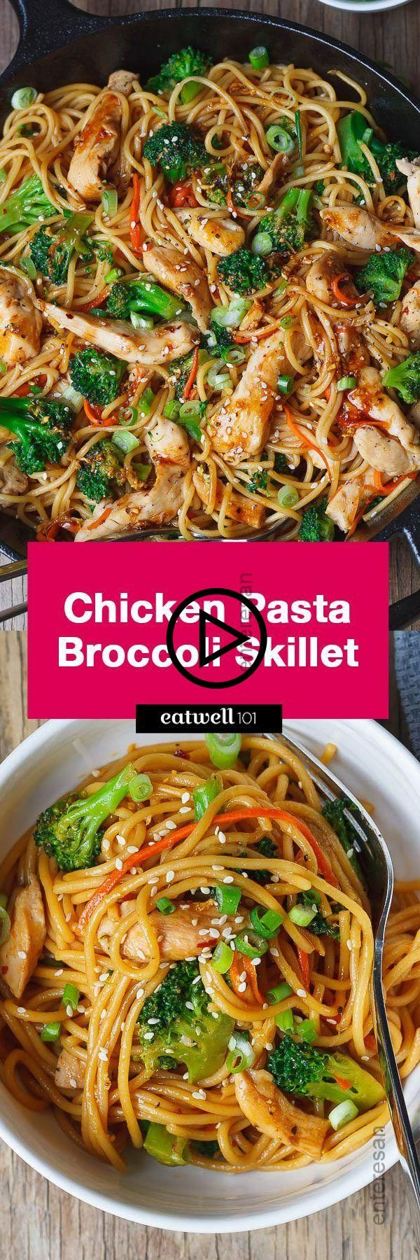 and Skillet – Flavor overload! Make your own take-out at home with this super easy recipe. -...