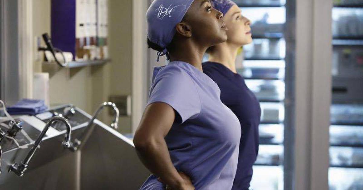 Grey\'s Anatomy. Superhero pose | Grey\'s | Pinterest