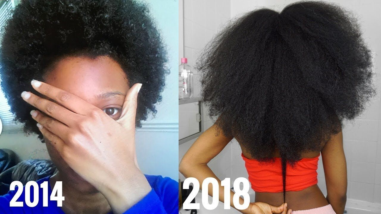 How to Grow Your Natural Hair Fast! 2018 Edition IG
