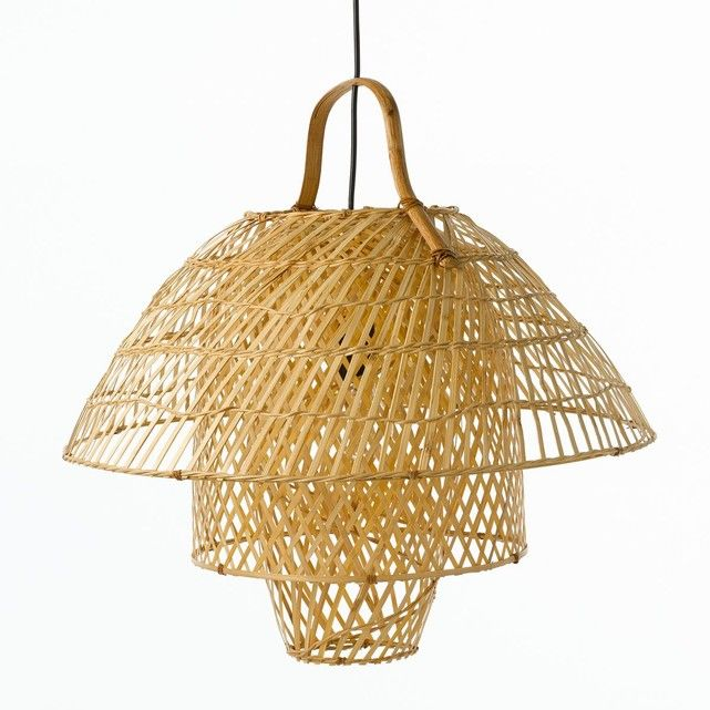 Suspension ibanez lights - Abat jour bambou ...