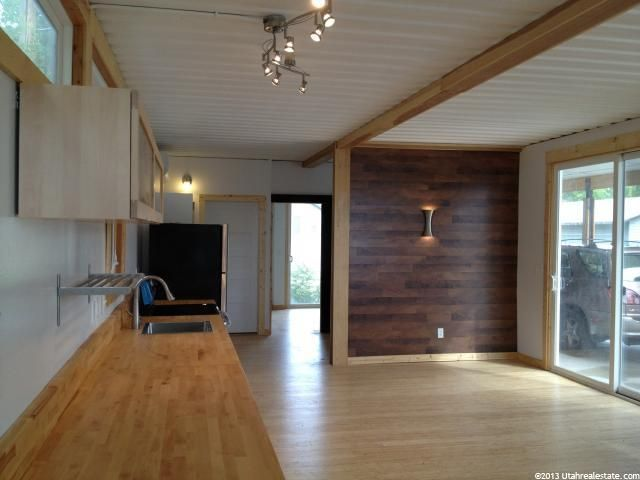 Container homes inside container house interior for Inside container homes